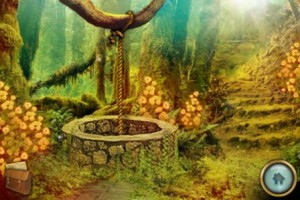 The Lost City well