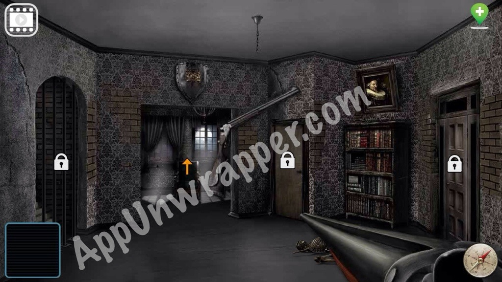 Haunted House Escape Destroy Ghost Mansion Can You
