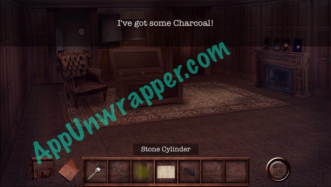 Escape Charcoal Room Walkthrough