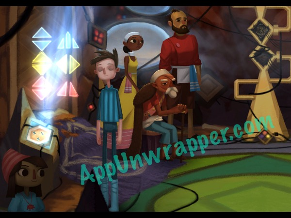 Broken Age Act 2 Walkthrough Guide: Hexipal & Hexi-gal Wiring ...