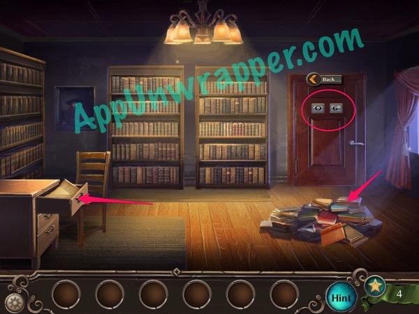 Adventure Escape Time Library Walkthrough Appunwrapper
