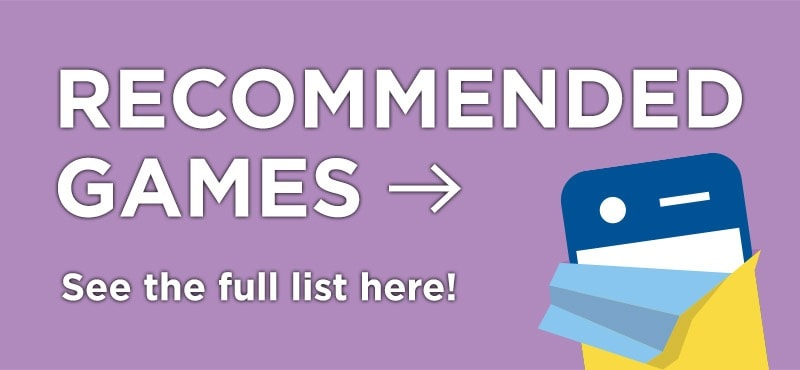 Game Recommendations