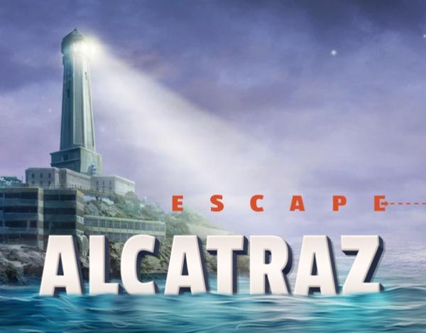 Escape Alcatraz Devious Escape Puzzler Walkthrough