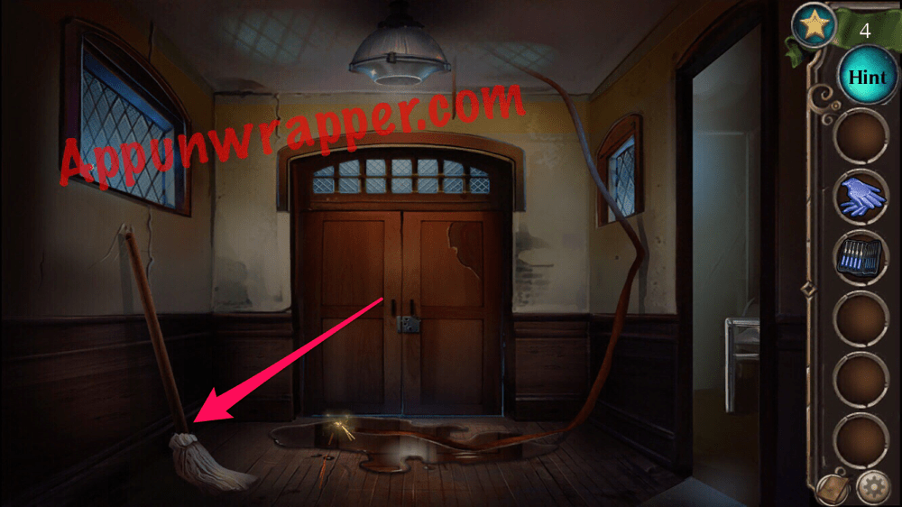 Adventure Escape: Asylum (Murder Mystery Room, Doors, and Floors