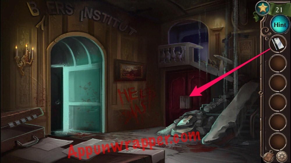 Adventure Escape Asylum Murder Mystery Room Doors And
