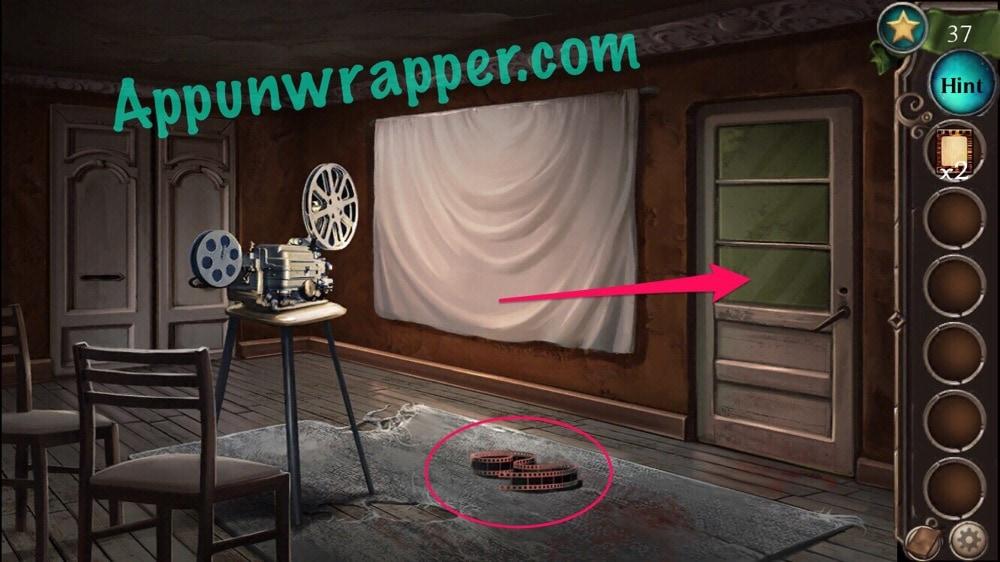 Adventure Escape: Asylum (Murder Mystery Room, Doors, and