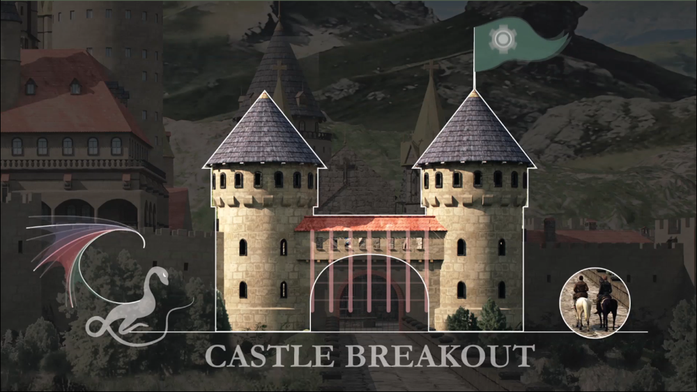 escape from meridell castle guide