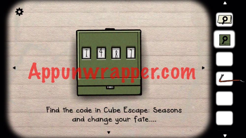 Cube Escape The Lake