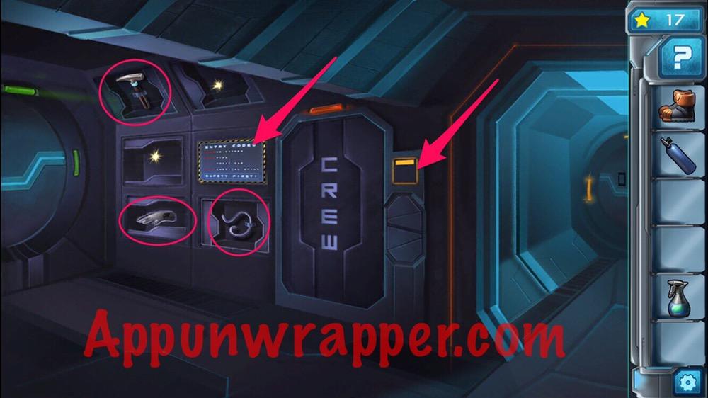 Adventure Escape Space Crisis Walkthrough Guide Page 2 Of 9 Appunwrapper