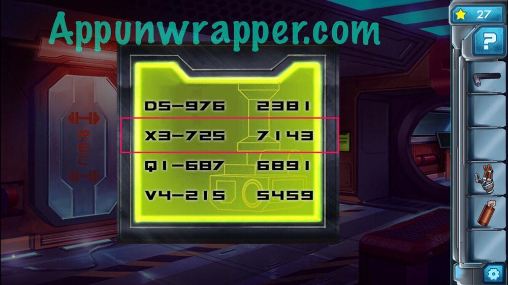Adventure Escape Space Crisis Walkthrough Guide Page 3 Of 9 Appunwrapper