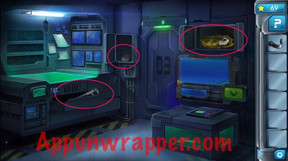 Adventure Escape Space Crisis Walkthrough Guide Page 5 Of 9 Appunwrapper