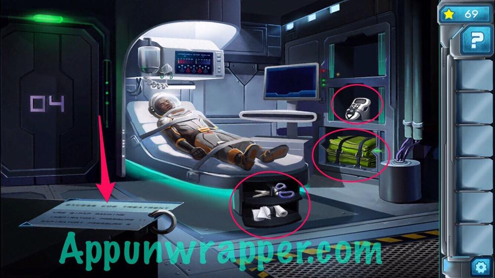 Adventure Escape Space Crisis Walkthrough Guide Page 6 Of 9 Appunwrapper