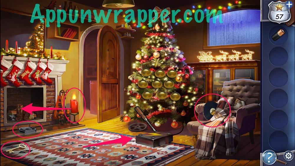 Adventure Escape Christmas Killer Walkthrough Guide