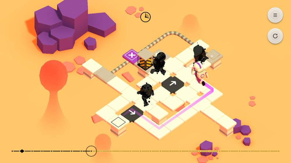 if youre looking for a challenging but fair puzzle game that will likely break your brain causality is for you its not for people who want an easy - Causality Halloween Walkthrough