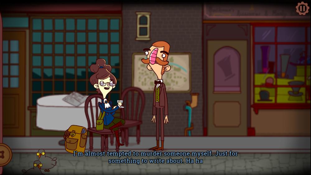 Bertram Fiddle: Episode 2: A Bleaker Predicklement