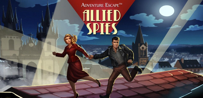 Adventure Escape Allied Spies: Walkthrough Guide | AppUnwrapper