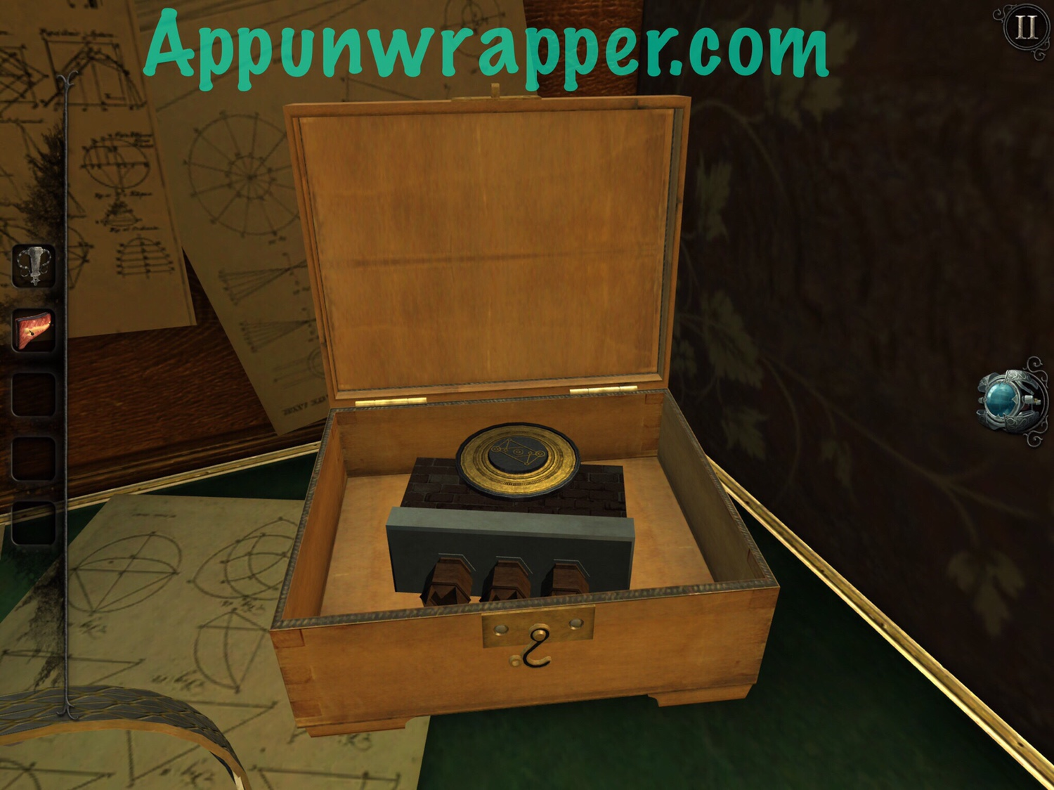 The Room Old Sins Study Walkthrough Guide Appunwrapper