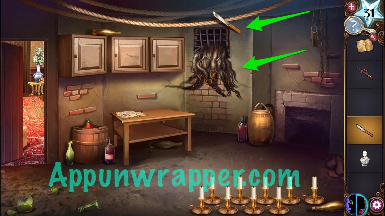 Escape Again Room Seance
