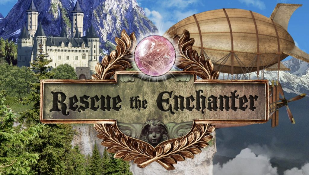 Rescue the Enchanter: Complete Walkthrough Guide