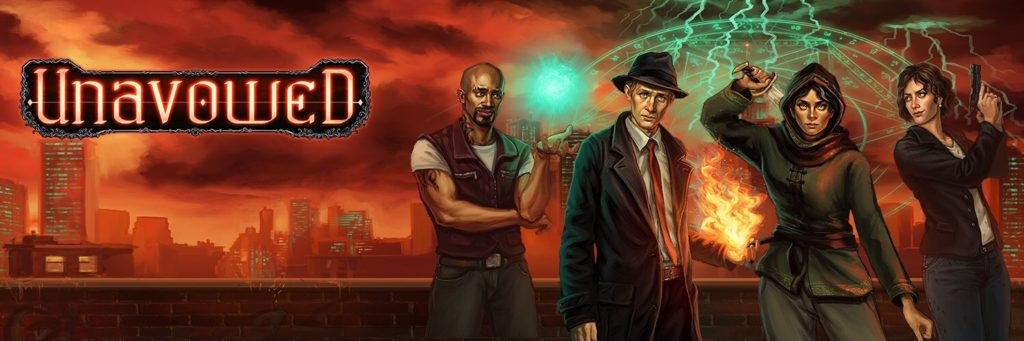 Unavowed: Discussing Prison Boats, Voice Acting, and Unity 3D with Dave Gilbert (Interview Part 2)