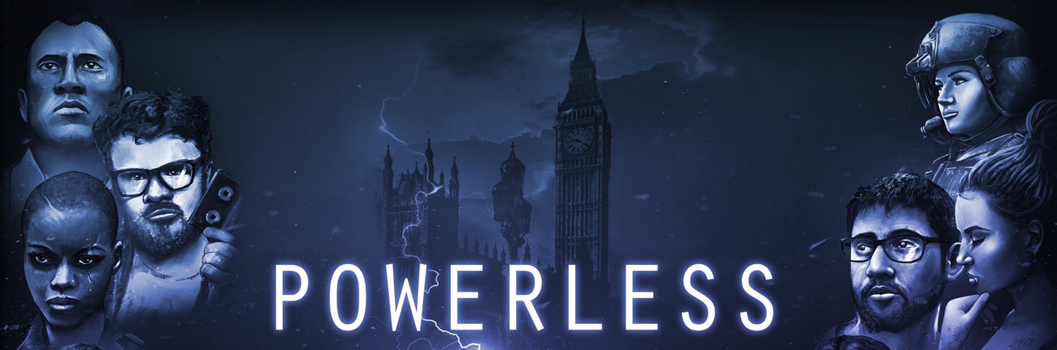 'Powerless' is a Narrative Game That Asks You to Make Difficult Choices to Survive