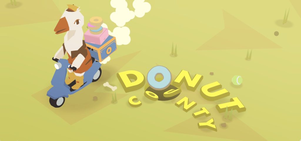 'Donut County' Review: Life as a Hole is Pretty Sweet