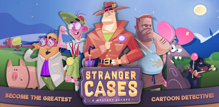Stranger Cases: Walkthrough Guide