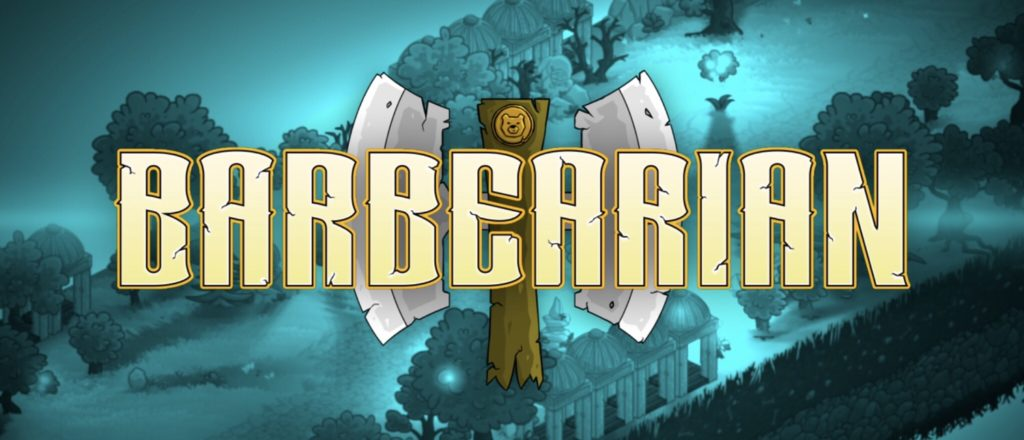 'Barbearian' is a Challenging Hack-n-Slash That Wants Anyone to Be Able to Play
