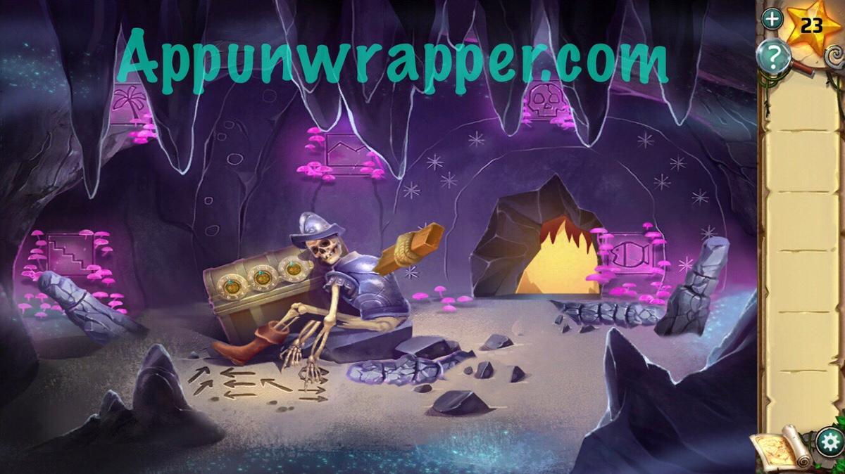 Adventure Escape: Dark Ruins - Chapter 3 Walkthrough Guide