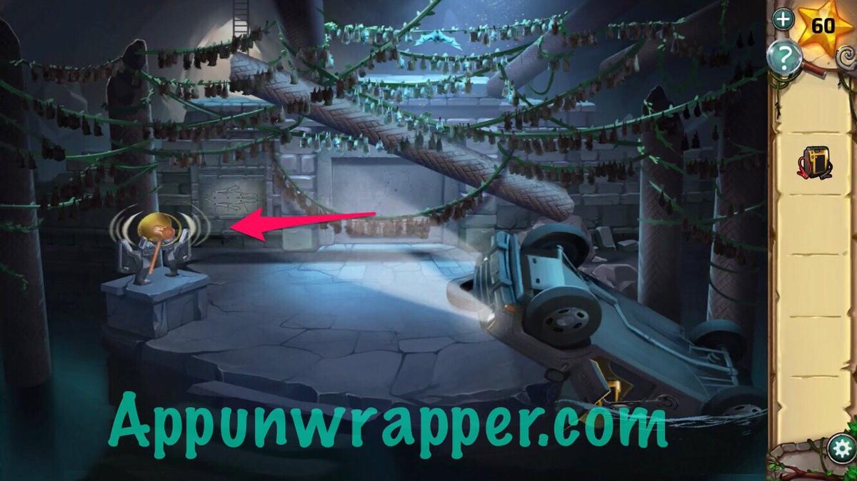 Adventure Escape: Dark Ruins - Chapter 9 Walkthrough Guide