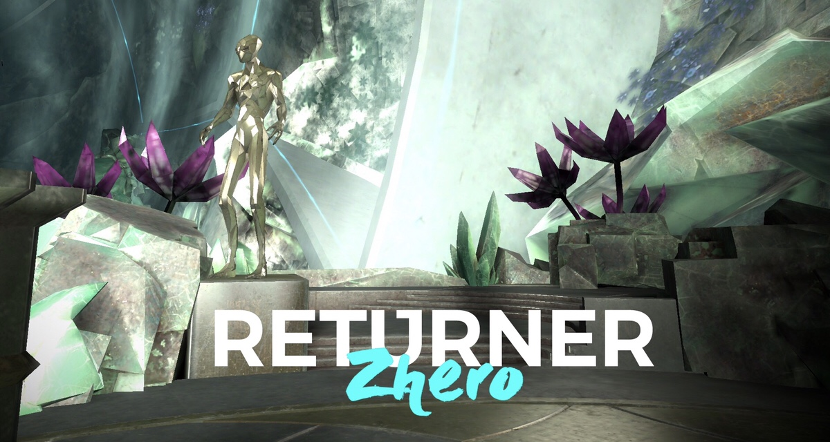 Returner Zhero: Chapter 4 The Garden Walkthrough Guide