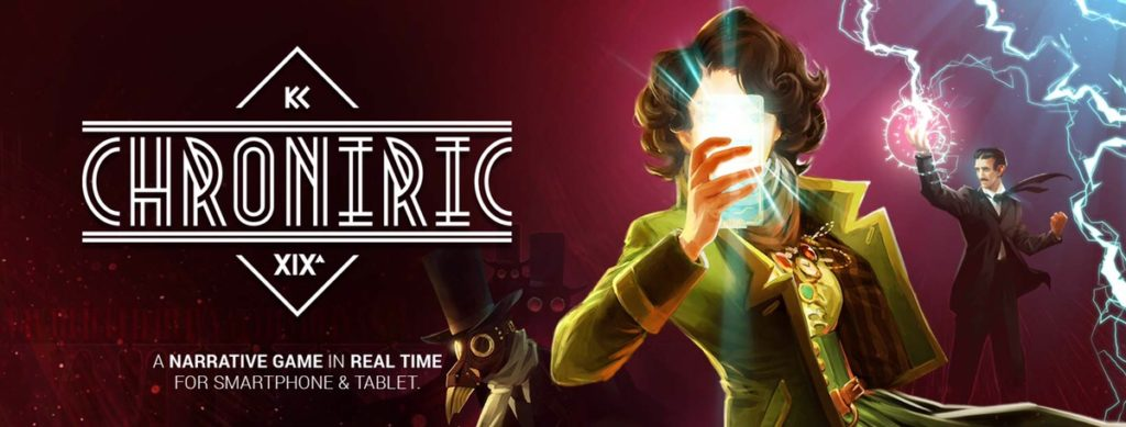 'Chroniric XIX' Review: Wibbly Wobbly Timey Wimey