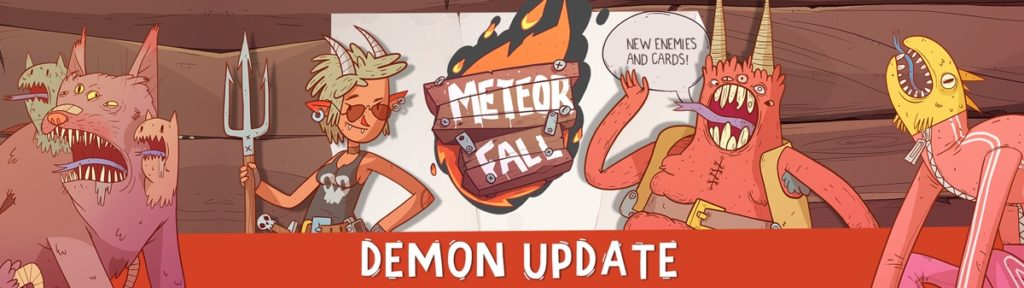 Upcoming 'Meteorfall' Demon Update Makes a Great Game Fantastic