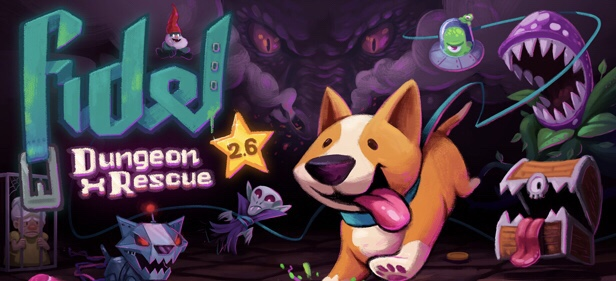 'Fidel Dungeon Rescue' iOS Review: I Woof This Game
