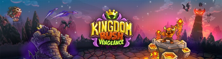 Kingdom Rush Vengeance: Complete Walkthrough Guide