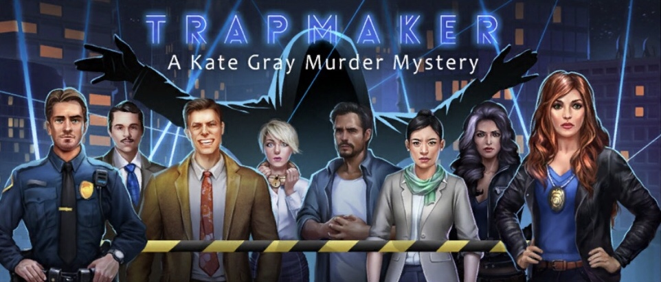 Adventure Escape Mysteries – Trapmaker: Chapter 8 Walkthrough Guide
