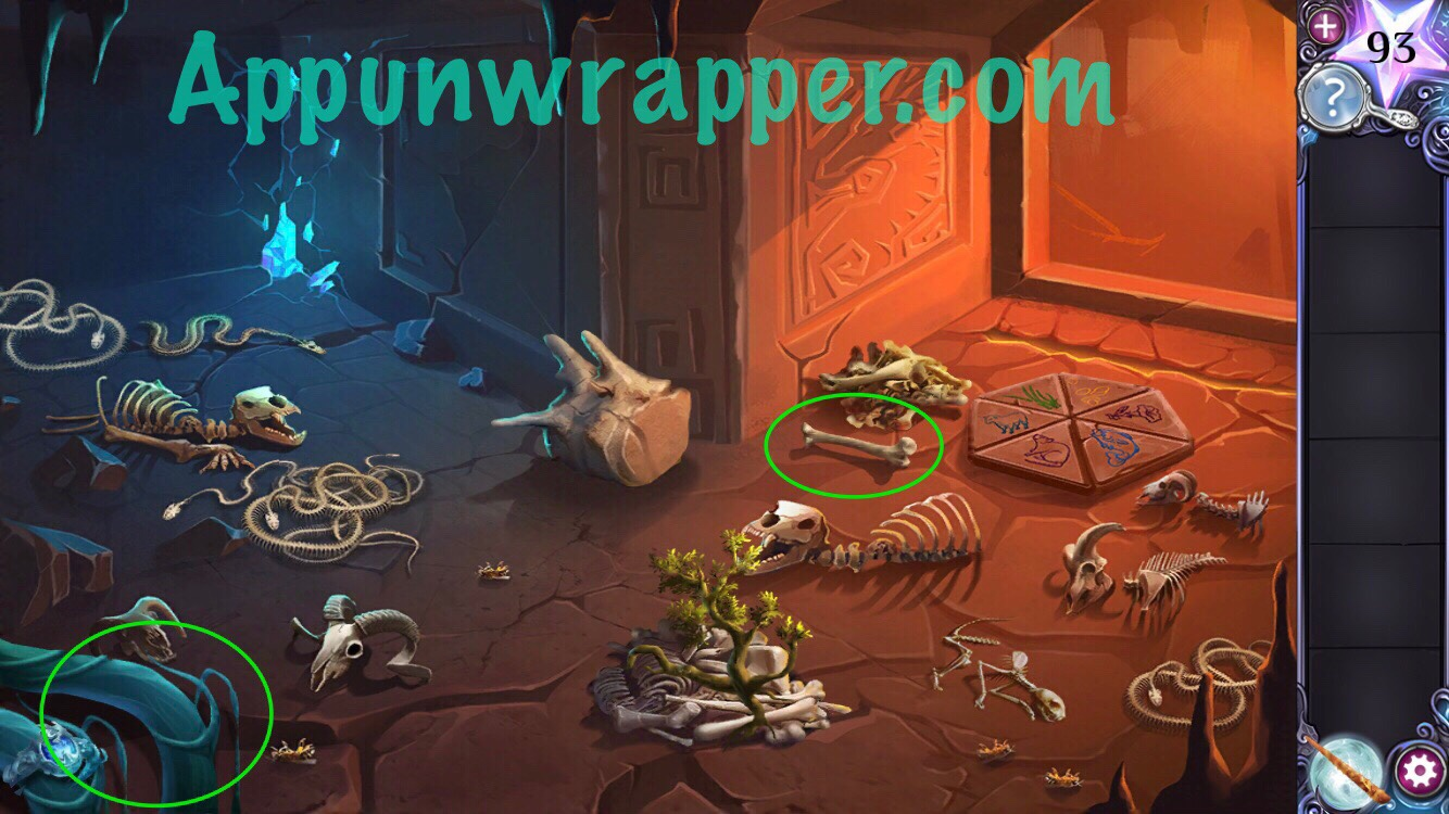 Adventure Escape Mysteries - Cursed Crown: Chapter 6 Walkthrough