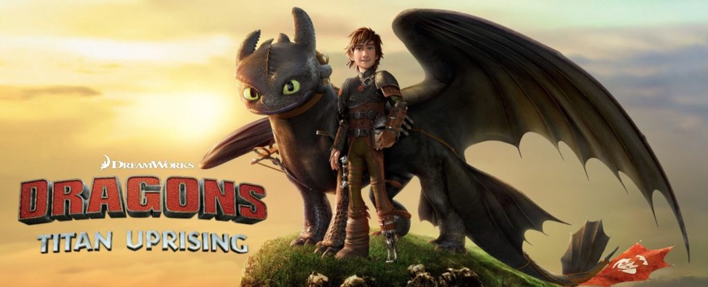 'Dragons: Titan Uprising' Review: How to Not Train Your Dragon