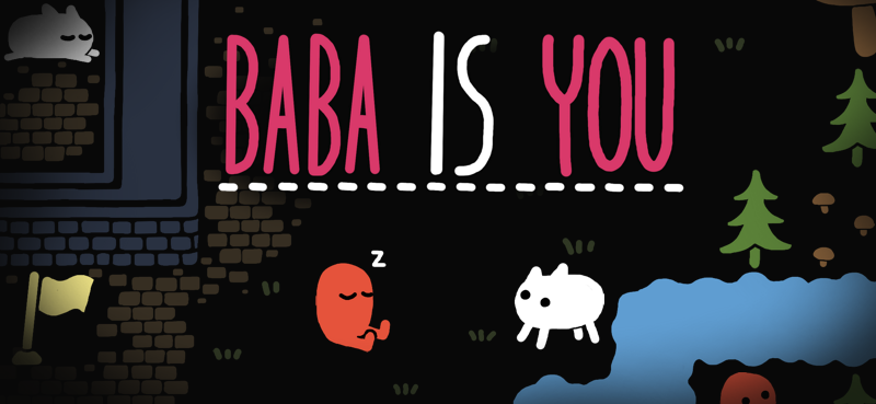 'Baba is You' Review: BRAIN IS MELT