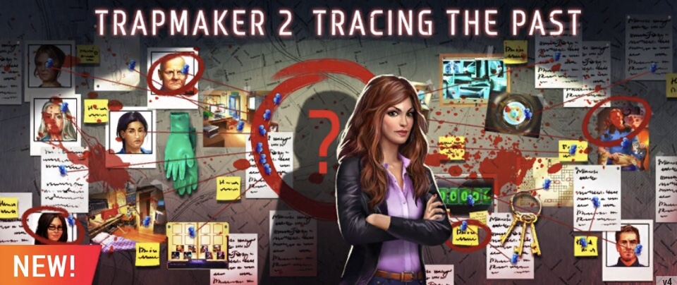 Adventure Escape Mysteries – Trapmaker 2: Chapter 2 Walkthrough Guide