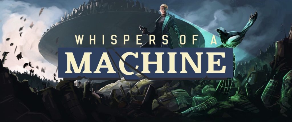 Whispers of a Machine: Complete Walkthrough Guide – All Paths
