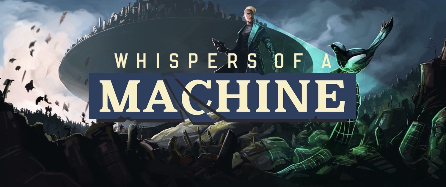 Giveaway: Win 1 of 5 iOS Copies of Point-and-Click Adventure 'Whispers of a Machine'