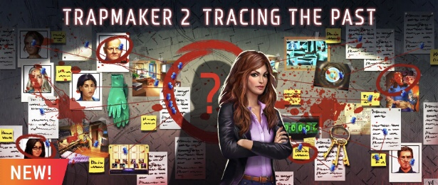 Adventure Escape Mysteries – Trapmaker 2: Chapter 3 Walkthrough Guide
