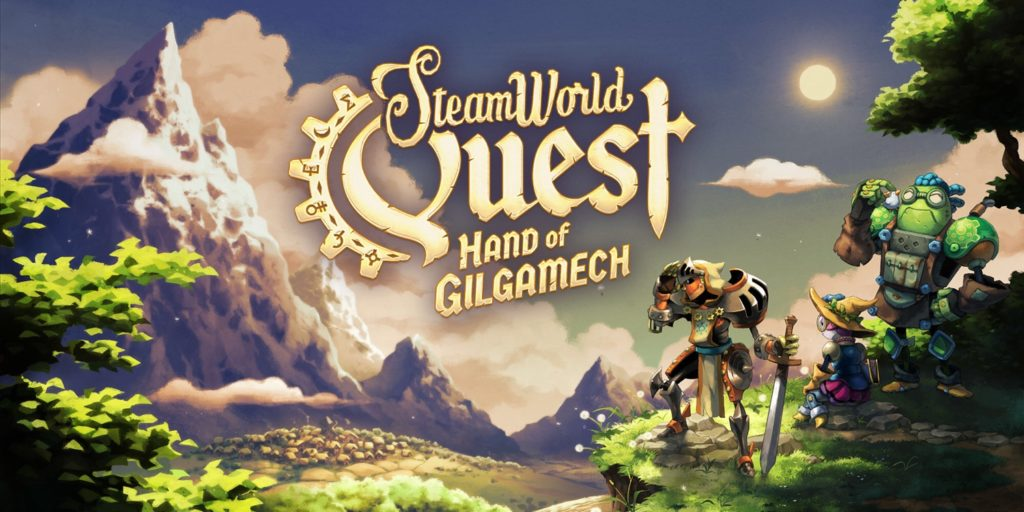 SteamWorld Quest: Review and Gameplay Videos