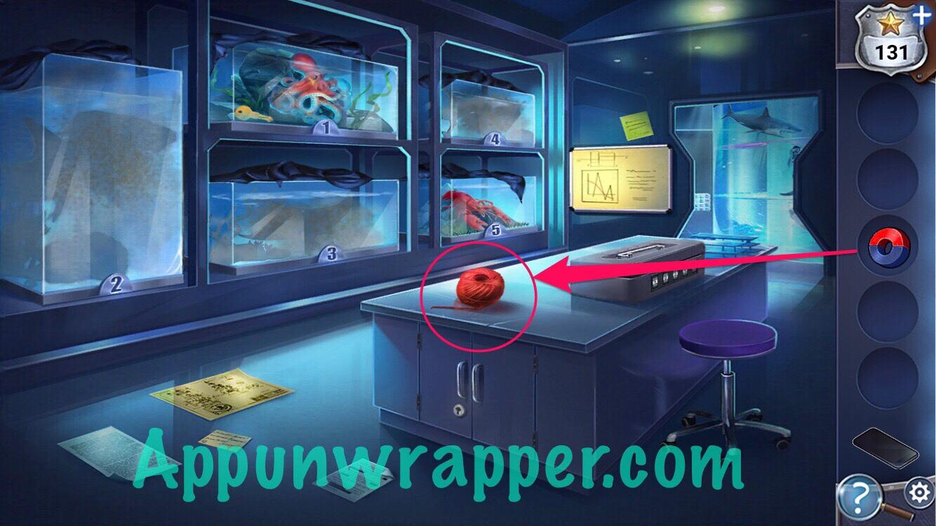 Adventure Escape Mysteries - Trapmaker 3: Chapter 4