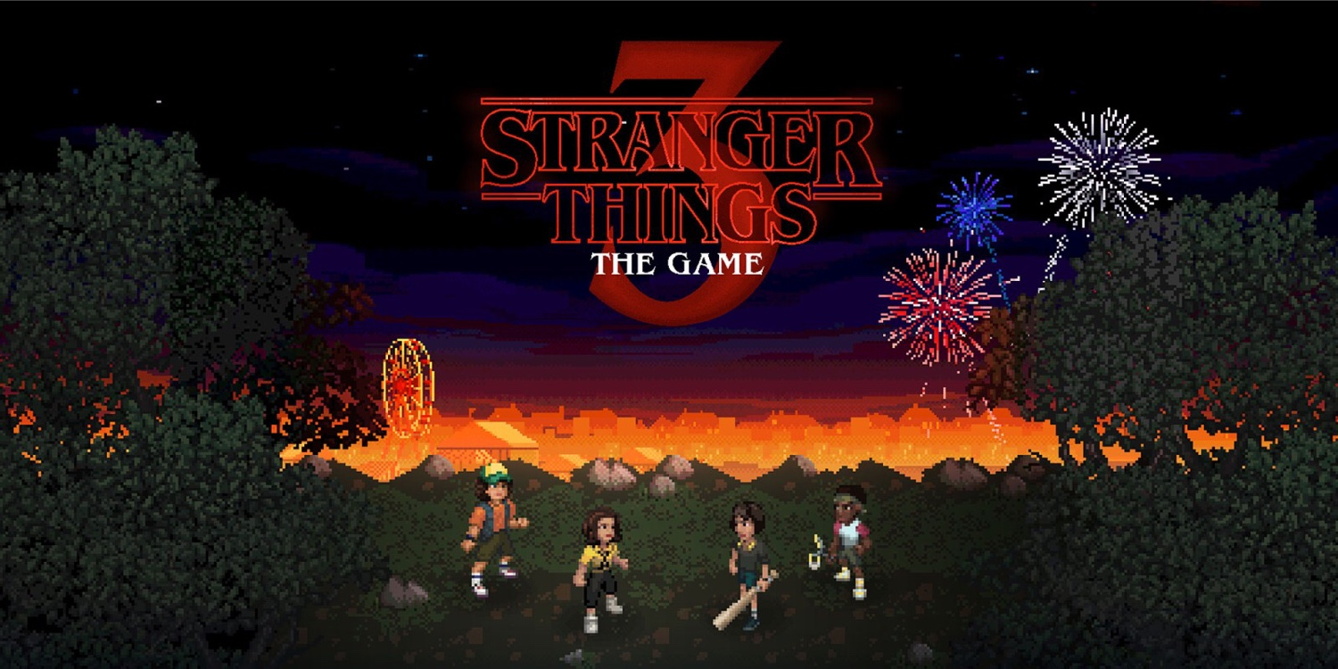 Stranger Things 3: The Game – Walkthrough Guide