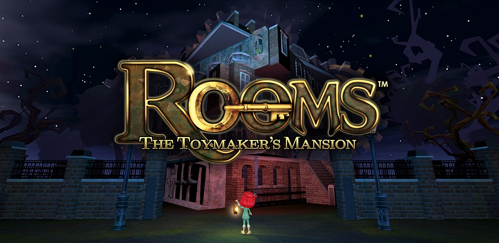 'ROOMS: The Toymaker's Mansion' iOS Review – Sliding Tiles Can Be Fun!