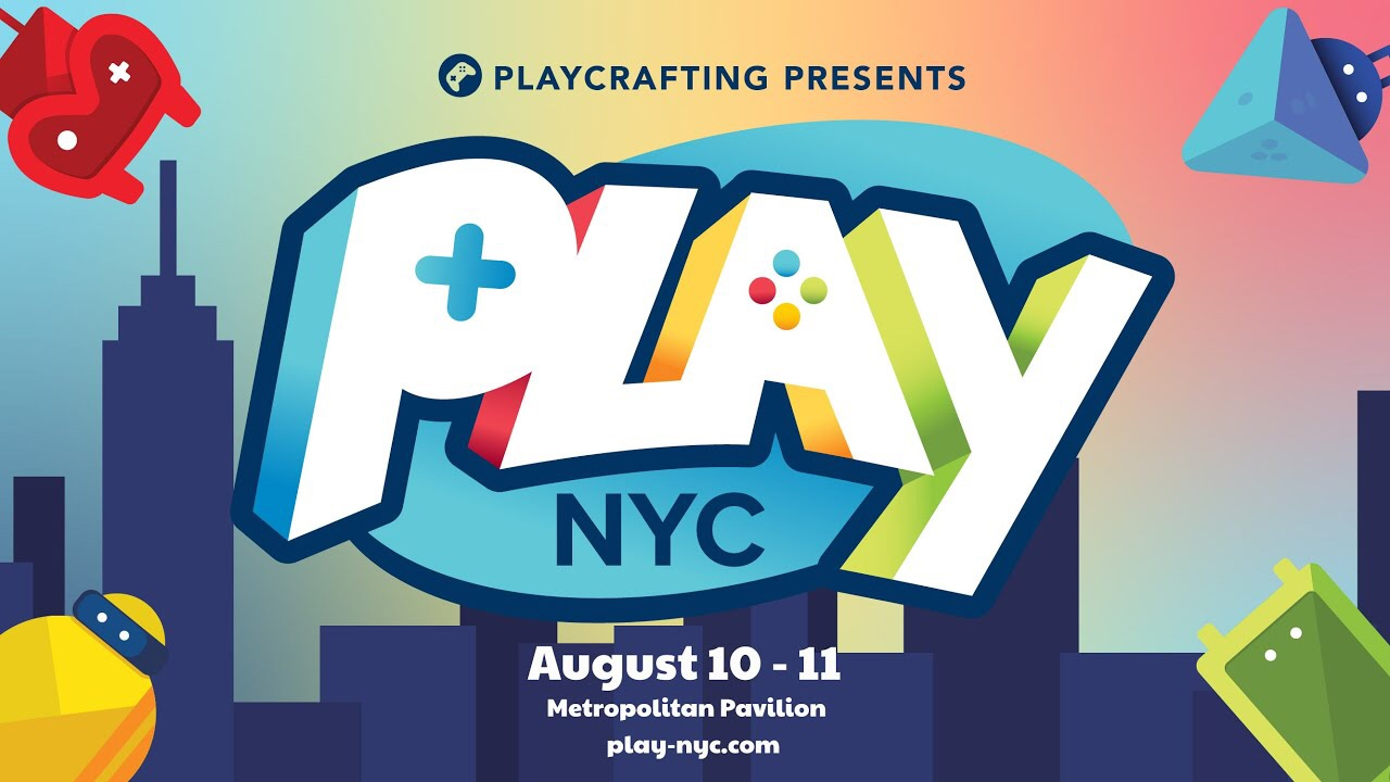 Read more about the article Play NYC 2019 Highlights: Fourzy, That Chicken Game, GRIS and More