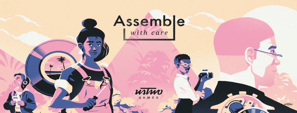 Assemble with Care: Walkthrough Guide