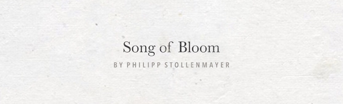 Philipp Stollenmayer's Trippy 'Song of Bloom' Scheduled for December 18, Preview Inside